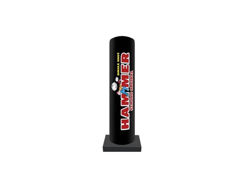 *Hammer* Bombenrohr (Single Shot) von Gaoo - Silvesterfeuerwerk bestellen